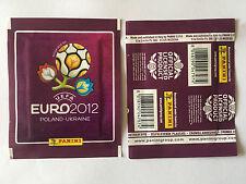 POCHETTE PANINI EURO 2012 POLOGNE UKRAINE PACKET HORIZONTALE TUTEN BUSTINA NEUF