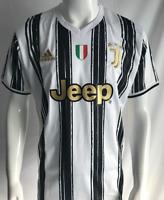 Juventus 2020/2021 Home Football Soccer Jersey Mens Shirt