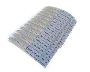 1,8 uf Precio Para: 10 16v Kemet-c0805c185k4ractu-Capacitor 0805 X7r