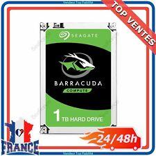 Disque dur Interne 1 Tb To Seagate BARRACUDA ST1000DM010 Ordinateur PC Mac iMac