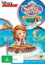 Sofia The First - The Floating Palace (DVD, 2014)
