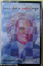 Bach For A New Age (Cassette, Projazz) NEW