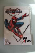 7.5 VF-  ULTIMATE SPIDER-MAN # 104 US EDITION WHITE COVER VARIANT WP YOP 2007