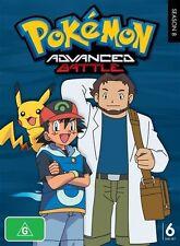 Pokemon - Advanced Battle : Season 8 (DVD, 2010, 6-Disc Set) NEW & SEALED