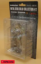 """Metal Gear Solid Collection #2 - Vamp-ametralladoras 3 versión - 7"""" personaje-Medicom"""