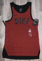 NWT Nike Dri-Fit Hyper Elite Basketball Tank Jersey 894083-658 Men's Size Medium