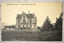 "CPA "" CUSSAC MEDOC - Château Lanessan (Façade nord)"