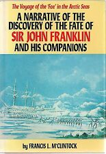The Fate of Sir John Franklin (Voyage of the Fox in the Arctic),F. L. M'Clintock