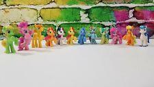 Lot of 13 My Little Pony Mini Horses