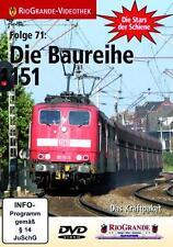 DVD Stars der Schiene 71 - Die Baureihe 151