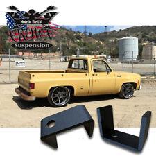 1973-1987 C10 2WD K5 Blazer Jimmy Squarebody Lowering Drop Flip Kit