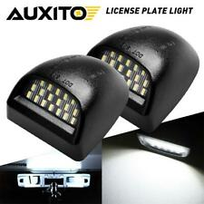 Led License Plate Light Assembly For Gmc Sierra Chevy Silverado 1500 2500 3500