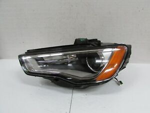 2015 2016 AUDI A3 FACTORY OEM LEFT XENON HID HEADLIGHT T1