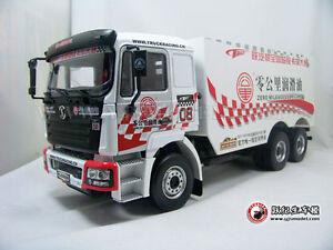 Original 1:24 shanqi DeLong F3000 Shaanxi heavy metal truck model   (L)
