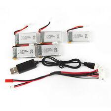 3.7V 650mAh Li-Polymer Battery +Two Drag Five Wire For L15W/L15FW/X5C/X5SC/X5SW