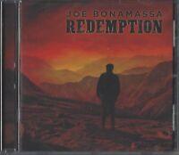 JOE BONAMASSA / REDEMPTION * NEW CD 2018 * NEU *