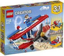 LEGO 31076 CREATOR Biplano Acrobático