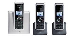 T-SINUS 302i Trio Schnurlos ISDN Telefon m. 3 Mobilteilen Schnurloses DECT Gerät