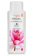 Tónico refrescante para piel normal y mixta, Regal Natural Beauty