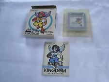 Battle of Kingdom Game Boy Japan Boxed
