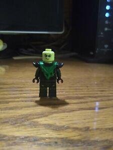 Lego Ninjago Evil Green Ninja Lloyd Morrow  Minifigure 70732 70736 njo154