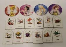 Disney Fairies Game Replacement Pixie Hollow Pawns and Quest Tokens Tinkerbell