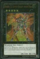 Number 12: Crimson Shadow Armor Ninja - ORCS-EN042 - Ultimate Rare - Yugioh