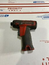 "Snap On 1/4"" 14.4v Cordless Screwdriver Bare Tool CTS761"
