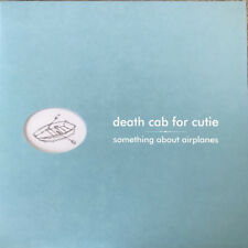 Death Cab For Cutie - Quelque chose About Avions (180g 1LP Vinyle) 2014 Barsuk
