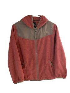 Children's North Face Osito Jacket- Hooded and Full Zip
