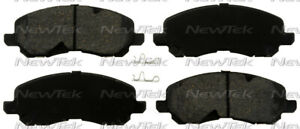 Disc Brake Pad Set fits 2008-2009 Dodge Caliber  NEWTEK AUTOMOTIVE
