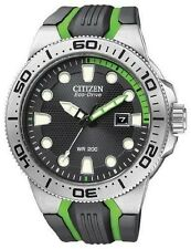 New Citizen Eco-Drive Scuba Fine Watch BN0090-01e