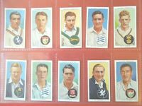 1938 Cricketers England Australia cricket Complete Players Tobacco Card Set 50