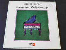 Eugen Cicero – Piano - Swinging Tschaikowsky 1966 LP Germany BASF / MPS Stereo
