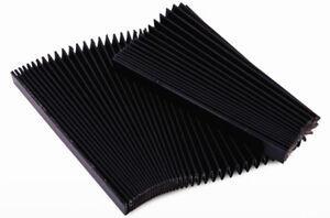 Flexible CNC Engraver Machine Protective Flat Accordion Bellow Cover Case Tool