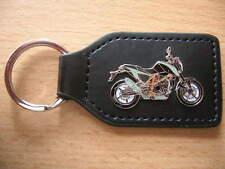 Porte-Clés KTM 690 / KTM690 Duke Modèle 2012 Noir Art. 1188 Vélo Moto