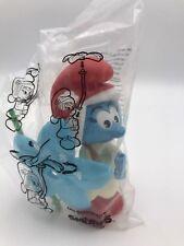 Smurfs Lost Village Smurfette Flower Toy BK Burger King 2016