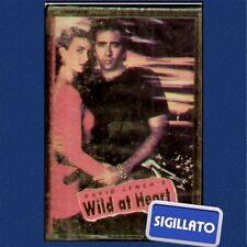 "DAVID LINCH'S "" WILD AT HEART "" MUSICASSETTA SIGILLATA  (MC - K7)"