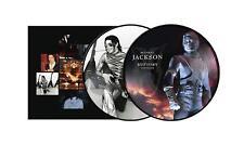 Michael Jackson History Continues Vinyl 2 LP Picture Disc