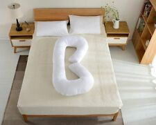 Pregnancy Pillow,U Shaped Full Body Pillow & Maternity Support Belly Contoured