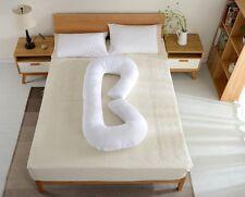 Oversized Comfort Total Body full support Pregnancy Maternity Pillow U Shape L8
