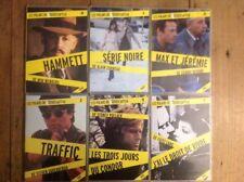 Lot De Six DVD De La Collection Les Polars De Télé rama.