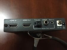 Kramer FC-46XL HDMI Audio De-Embedder with Power Adapter