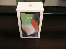 New OEM Apple iphone X Unlocked GSM MQA52LL/A 64GB 256GB Gray Silver 1Y Waranty
