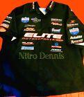 NHRA Erica Enders RACE WORN Crew Shirt ?RARE? Jersey PRO STOCK Drag Racing ELITE