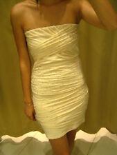 TOPSHOP DIAMANTE BANDEAU DRESS MINI BODYCON BNWT uk 8 US 4 EUR 36 PARTY