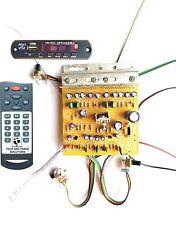 100W DIY STEREO AUDIO AMPLIFIER CIRCUIT KIT BOARD BASS TREBLE 4440 IC MODULE
