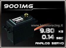 SERVO ANALOGICO 9.80 kg HIGH SPEED POWER HD CON INGRANAGGI IN METALLO HD-9001MG