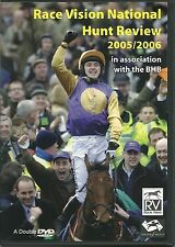 RACE VISION NATIONAL HUNT REVIEW 2005/2006  - 2 DVD BOX SET