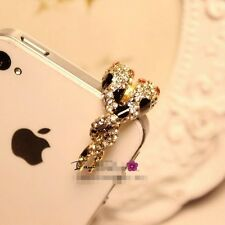 Cute Snake Anti Dust Plug for iPhone, Samsung Galaxy,HTC & 3.5mm Earphone Jack